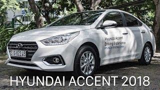 Đánh giá Hyundai Accent 2018 - tập trung vào tiện nghi và sự thoải mái