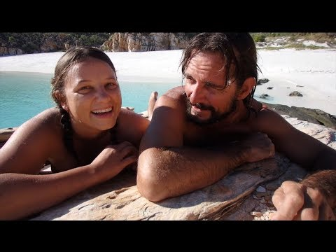 Strong Winds and Nude Swims - Free Range Sailing Ep 6