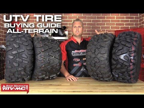 Best UTV All Terrain Tires | 2015