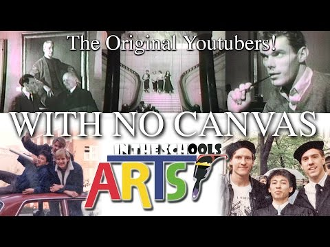 Historic Films Of The Maryland Institute College Of Art, With My Artistic Life Story