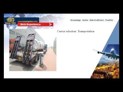 Kasy Logistics Project Cargo
