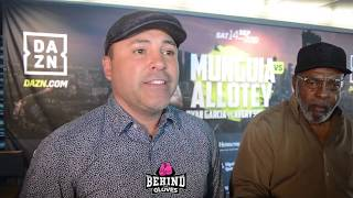 """I DON'T THINK ANTHONY JOSHUA WILL CORRECT ANYTHING!"" OSCAR DE LA HOYA THINKS RUIZ HAS HIS NUMBER"