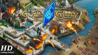 Gods and Glory: War for the Throne Android Gameplay [1080p/60fps] screenshot 1