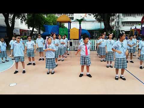 Kitty Kitty Dancing Show 2018 #Xue Mao Jiao Song@Sarasas Pittaya School