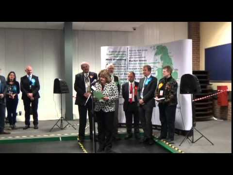 Amber Valley | General Election Declaration | Sky News