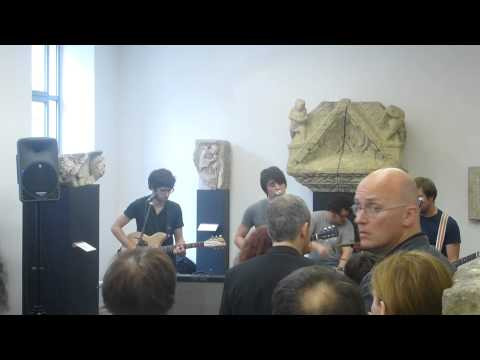 "BROADCAST ISLAND""LIVE""@MUSEE ARCHEOLOGIQUE  ARLON(ARALUNAIRES 2014)"