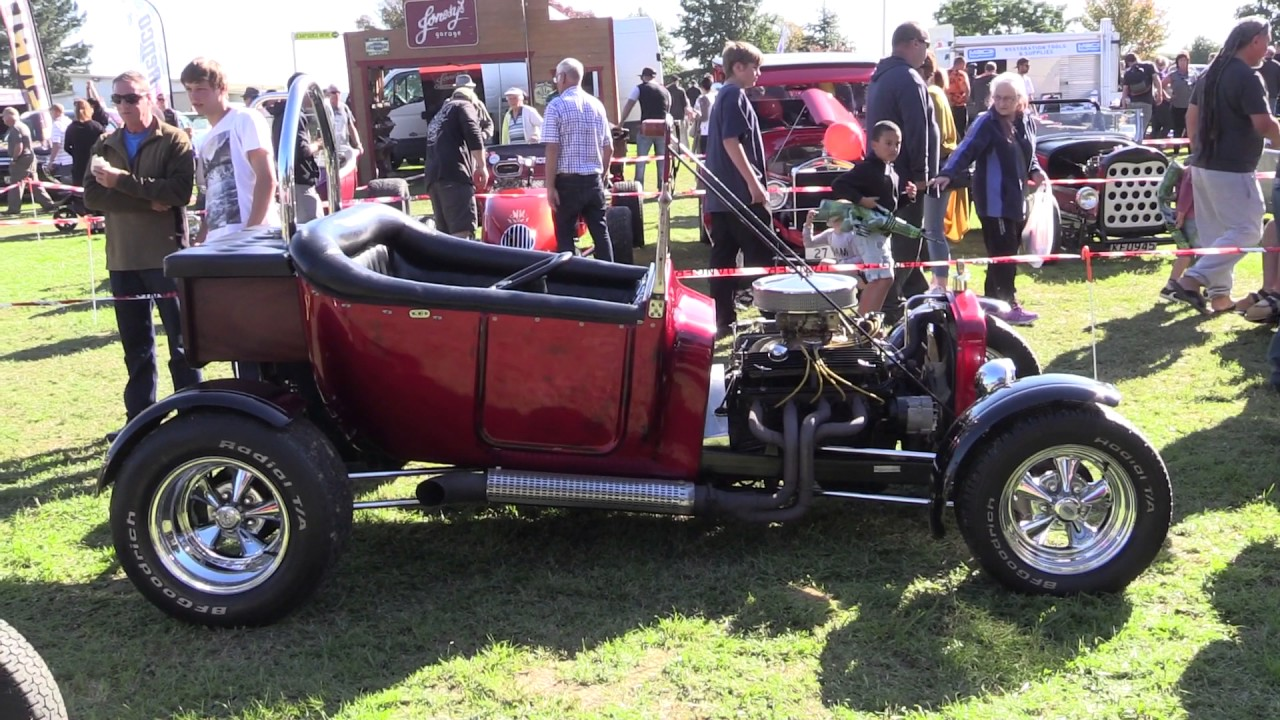 Hot Rod And Classic Car Festival 2017 Youtube