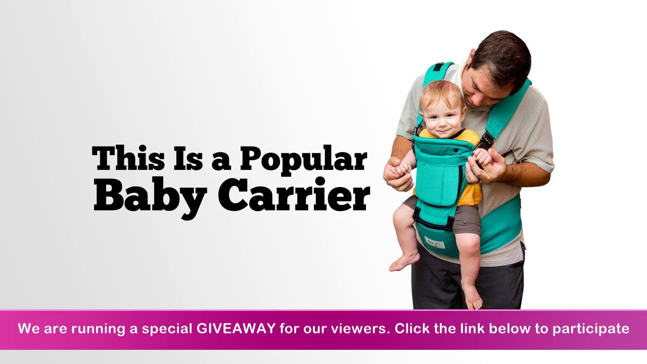 Babysteps Ergonomic Baby Carrier With Hip Seat Review