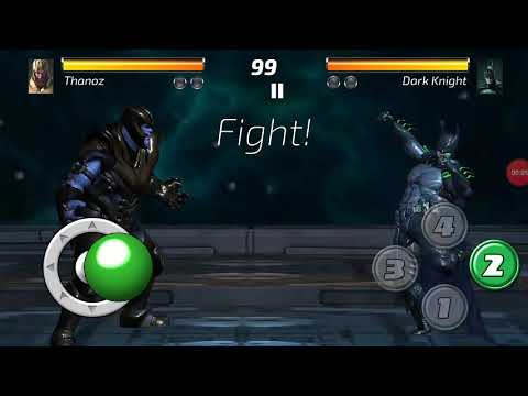 Batman Vs Thanos Fight Super Hero Clash Super Hero Fighting