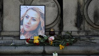 Detenido en Alemania Severin Krasimirov, acusado del asesinato de Viktoria Marinova