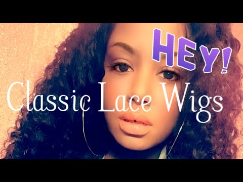 First Look Classic Lace Wigs| Amanda Toliver