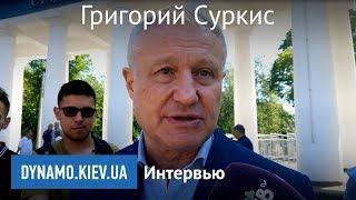 Григорий Суркис - о ФФУ, Шевченко и возможном срыве матча Украина - Албания