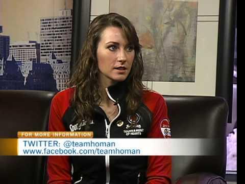 Team Homan -- Canadian Curling Champions