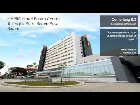 Hotel di Batam Center Bintang 5 Dekat Mall