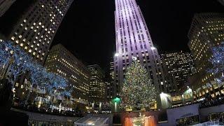 New york city- december 2015