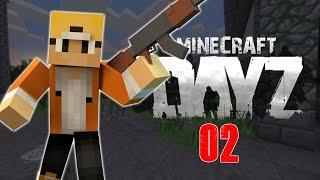 Minecraft Infected RPG Episode #2: WE DESTROYED HIM! (Minecraft DayZ)
