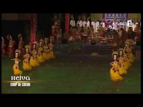 Heiva i Tahiti 2013 : Groupe Hei Tahiti [Haute Qualité]