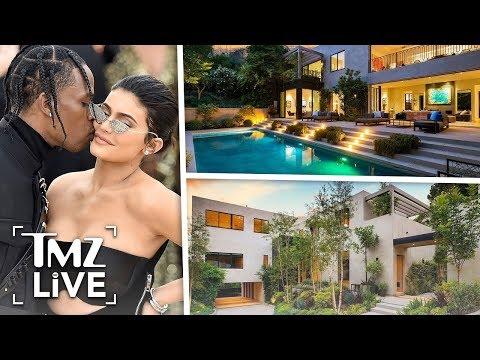Kylie Jenner & Travis Scott Purchase A Mansion Together | TMZ Live