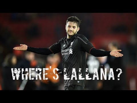 Where's Lallana? | Christmas parody [Jim Daly]