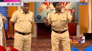 Zee24Taas: Channel Katta : kalu balu in Fu Bai Fu