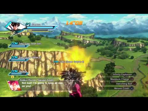 How to get ... If I can just reach my perfect form MOST OP Z SOUL IN XENOVERSE
