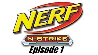 Nerf N-Strike Walkthrough Ep. 1 - Revolt of the Machines