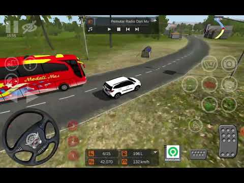 670 Koleksi Mod Bussid Mobil Rush Gratis