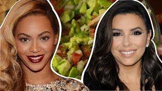 eva longoria vs beyoncé whose guac is better?