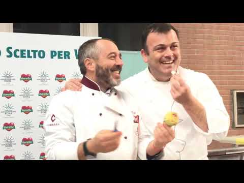 Evento Show Cooking Fabio Campoli - Centro Agroalimentare Roma