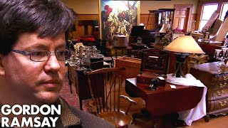 Delusional Owner's '$300k' Art Collection Is Actually Worth $25k! | Hotel Hell