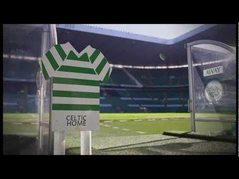 The Celtic Football Club Third Kit by Nike