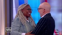 Patrick Stewart Invites Whoopi Goldberg to Return to 'Star Trek' | The View
