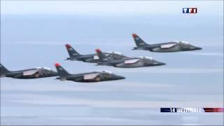 Defilé Aérien du 14 Juillet 2012