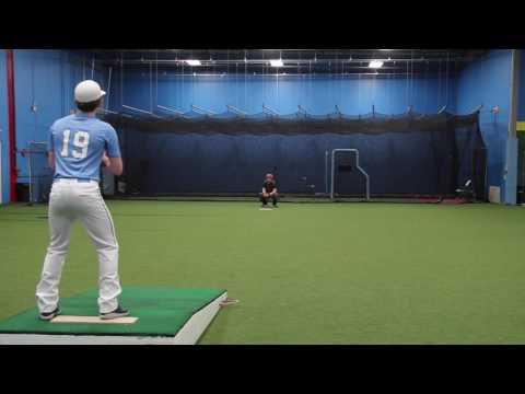 '19 RHP Jack Vrba's Recruiting Video for Rhino Baseball
