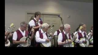 "WINELAND BANJO BAND plays ""Penthouse Serenade"""
