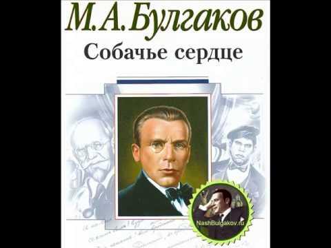 Собачье сердце - М.А. Булгаков