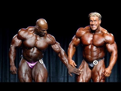ronnie coleman calling out jay cutler youtube