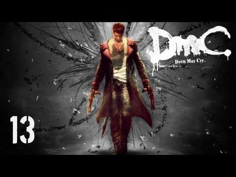 Прохождение DMC: Devil May Cry - Миссия 10 — Плохие новости / Босс: Боб Барбас