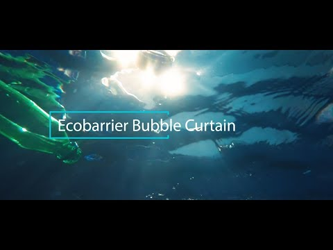 Ecobarrier Bubble Curtain - A Groundbreaking Solution That P