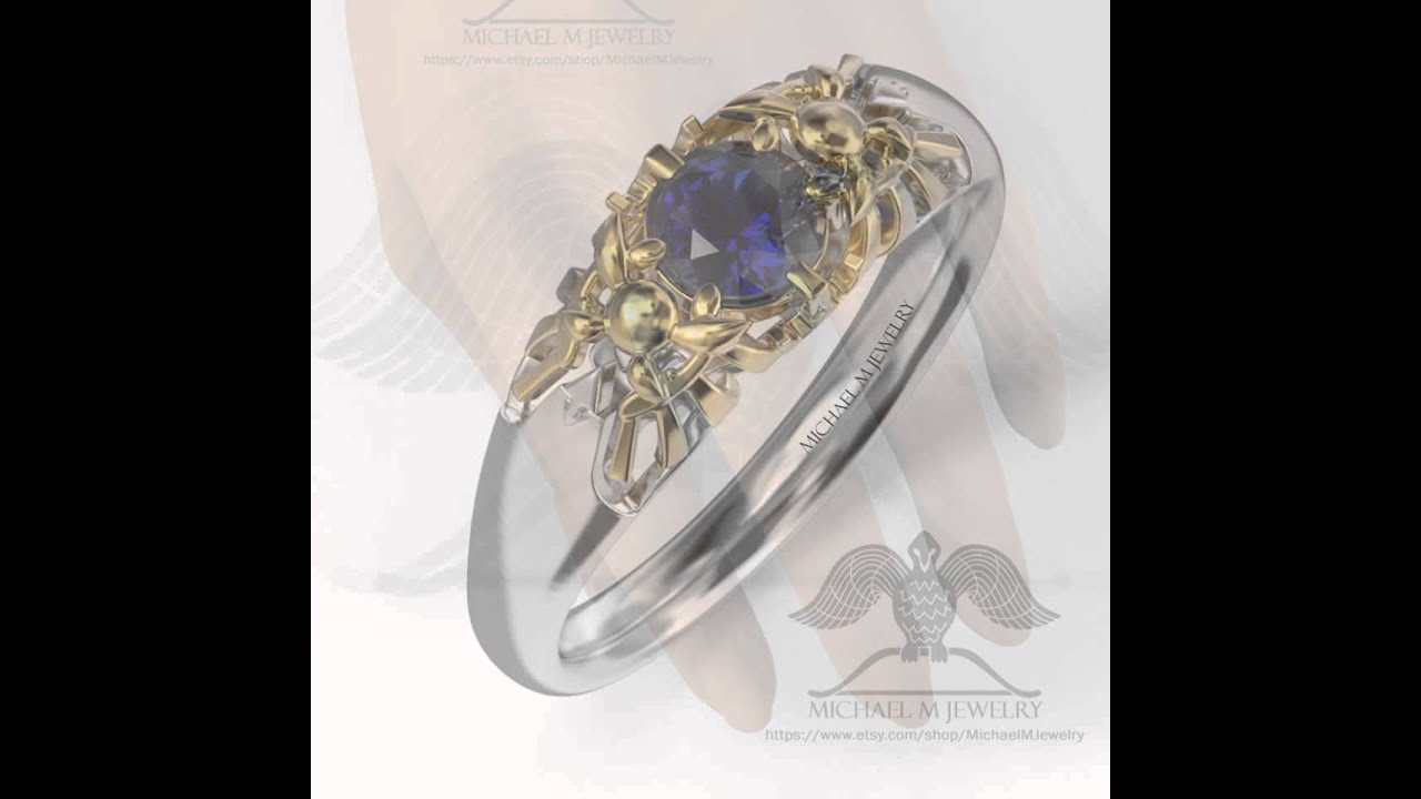 fairy rings star ring wandering catbird engagement