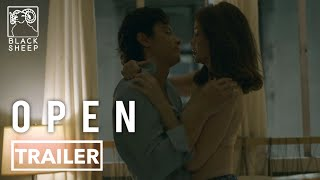 OPEN Official Trailer | Arci Muñoz & JC Santos | OPEN