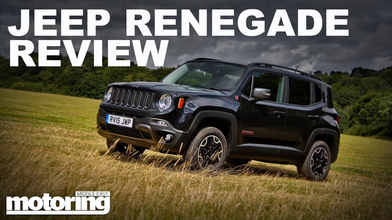 2015 Jeep Renegade Uk Review Youtube