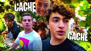 CACHE CACHE À DEUX AVEC MICHOU ! ÉPISODE 2 !