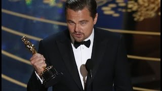 """Оскар-2016: Ди Каприо - лучший актер, лучший фильм - """"В центре внимания"""""""