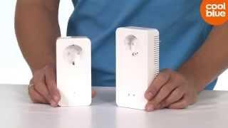 Devolo dLan 1200+ Starter Kit Powerline Productvideo (NL/BE)