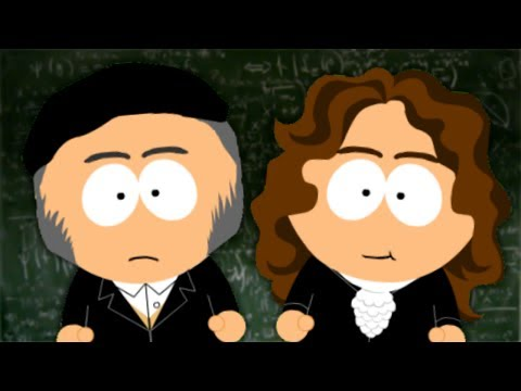 Blaise Pascal vs Carl Friedrich Gauss. Epic Fanmade Rap Battles of History #72