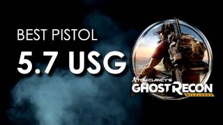 BEST PISTOL IN WILDLANDS? 5.7 USG + 30 ROUND MAG LOCATION