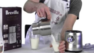 Exclusive Review: Breville Milk Café Electric Frother