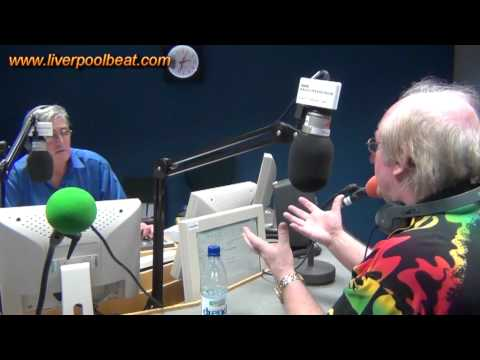 Fergy talks about Merseybeat and The Cryin Shames on The Frankie Connor Show