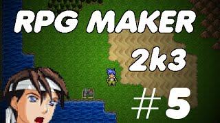 RPG Maker 2003 Tutorial - Part 5: Enemies and Battles